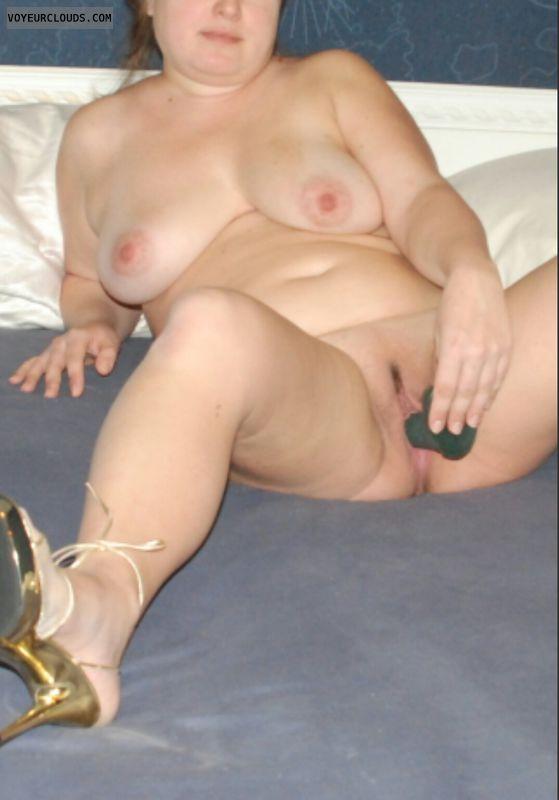 wife masturbating, nude wife