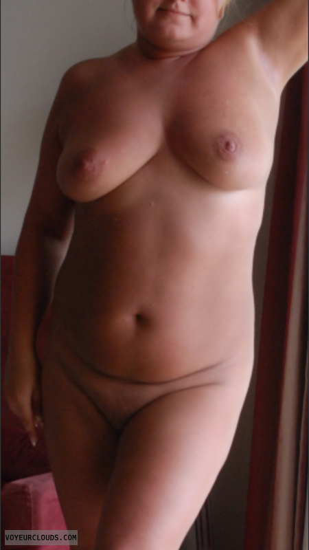 nude wife, nude women, hard nipples, shaved pussy