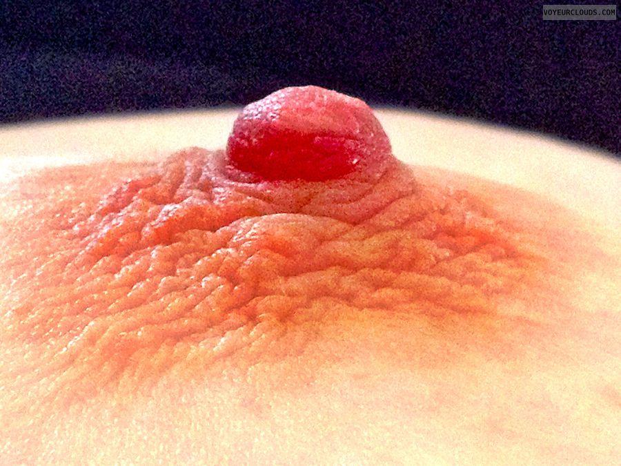 pink nipples, hard nips, hard nipples