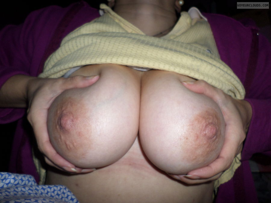 Tits in my hand