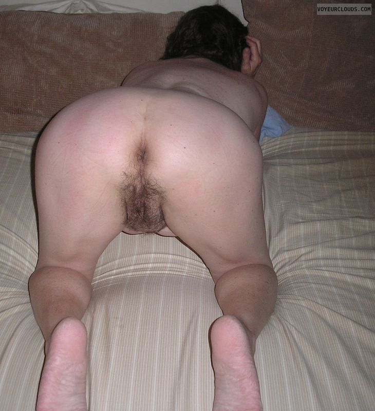 Hairy Ass And Pussy