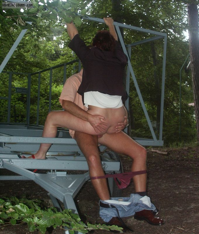 couple sex, riding cock, fucking in the outdoors, cowgirl