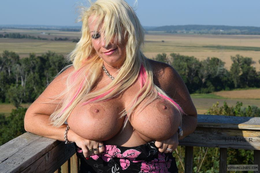 big tits, big boobs, hard nipples, tits out, braless