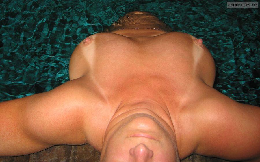 big Boobies, tits Tanlines, hard nipples