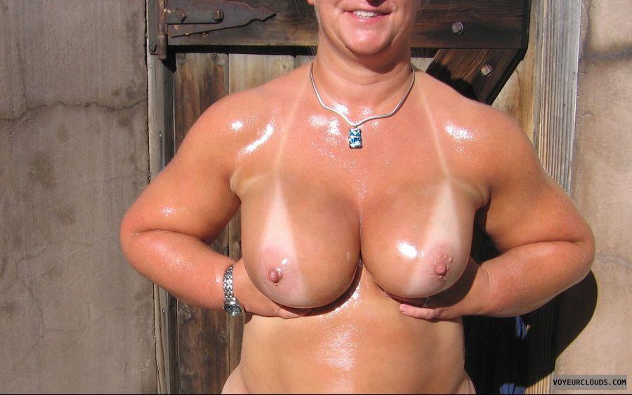 big tits, hard nipples, tits tanlines, pink nipples