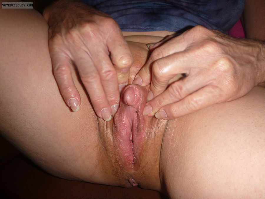 Big clit sexy woman
