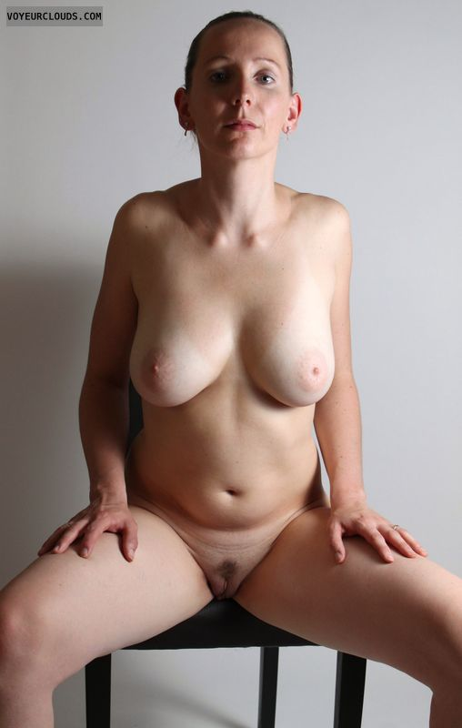 Naked woman with big pussy