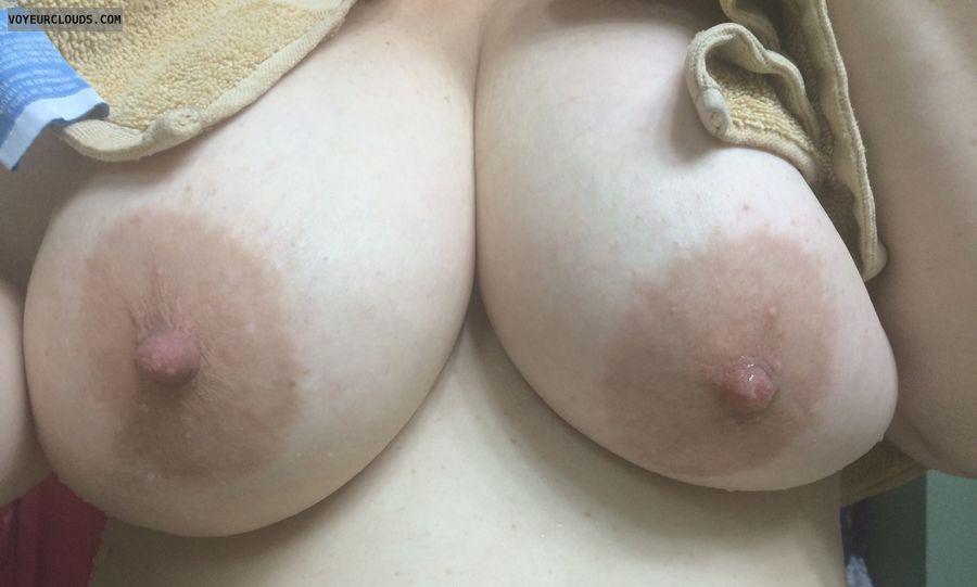 huge tits, MILF tits, hard Nipples, topless