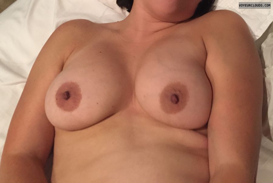 nude wife, sexy milf, big tits, closeup, milf, wife