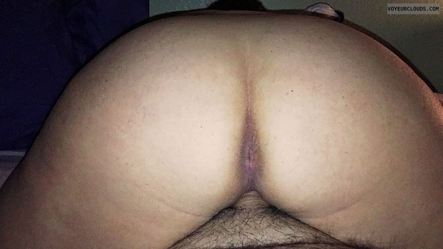 riding cock, reverse cowgirl, Round Butt, round Ass