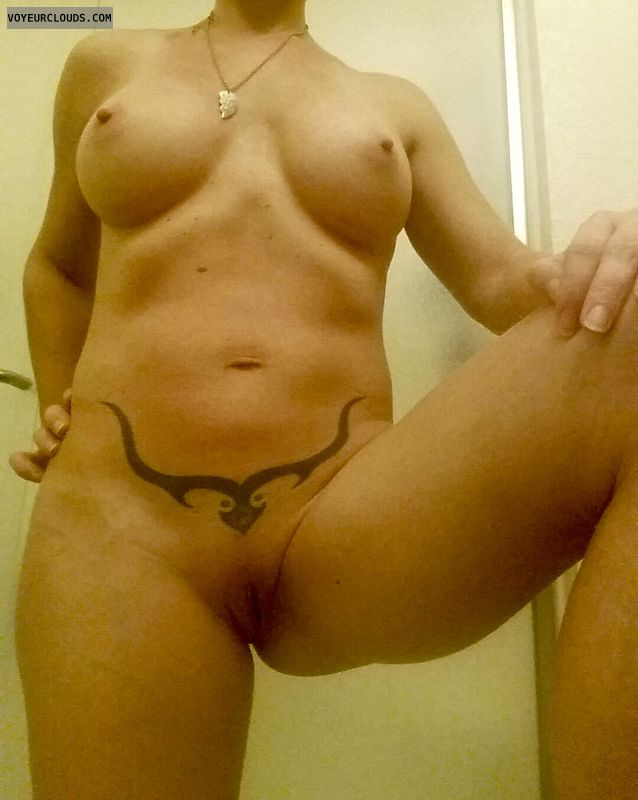 Horny view, slutty wife, eat me
