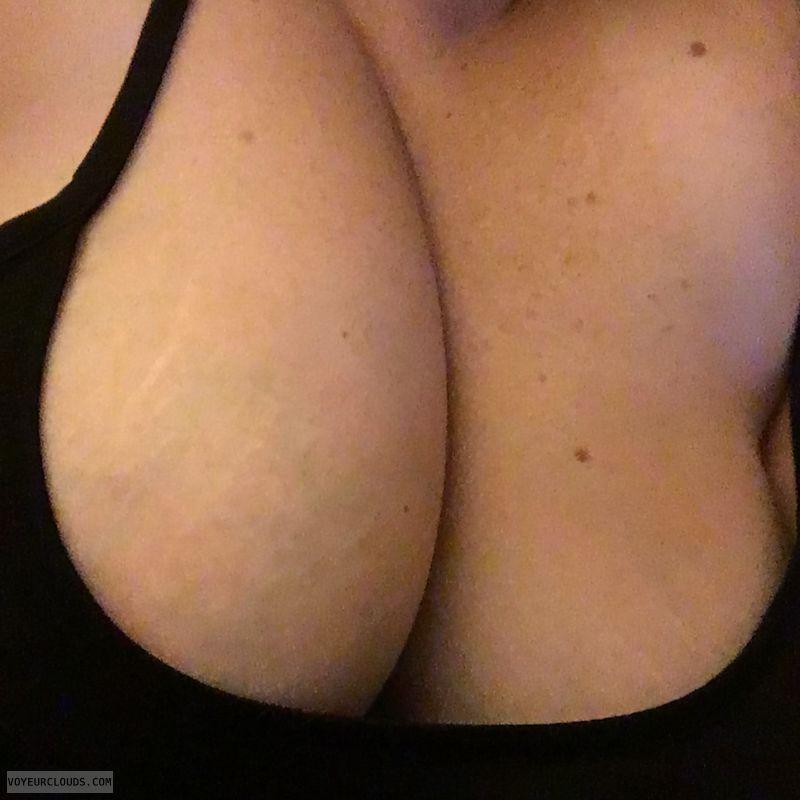 Breasts, Cleavage, boobs, milf, tits, sensual, Big boobs