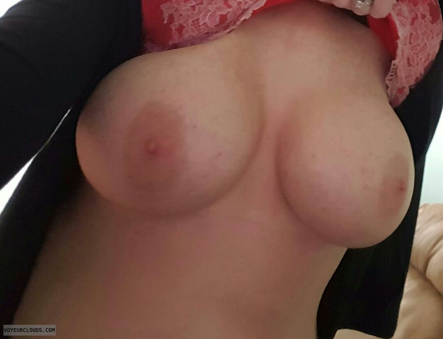 Wife tits, Milf tits, Naked wife, Nude wife, Topless wife