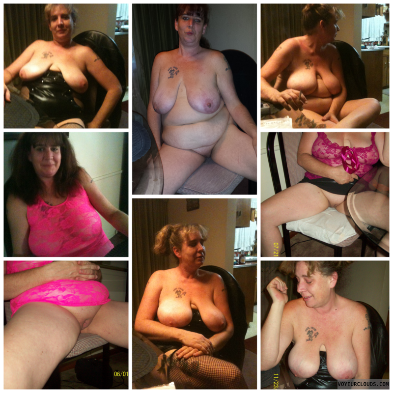 wife, naked, lingerie, sexy, tits, pussy, hot, milf