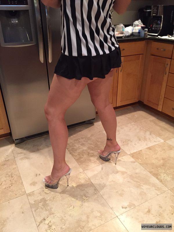 Sexy heels, Stripper heels, Costume, Milf, Sexy legs