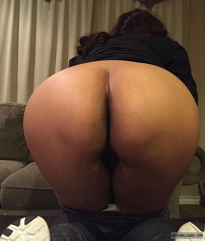 Sexy latinas naked bent over