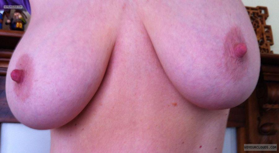 Big tits, big nipples, Erect nipples, milf