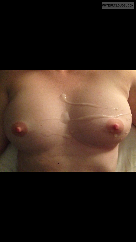 tits Nude on wives cum