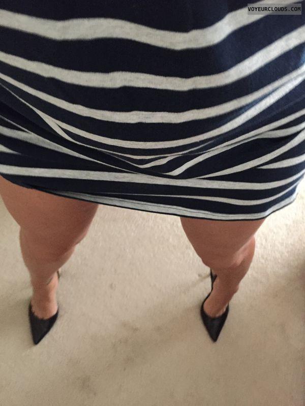 Sexy legs, Sexy heels, Dress, Milf