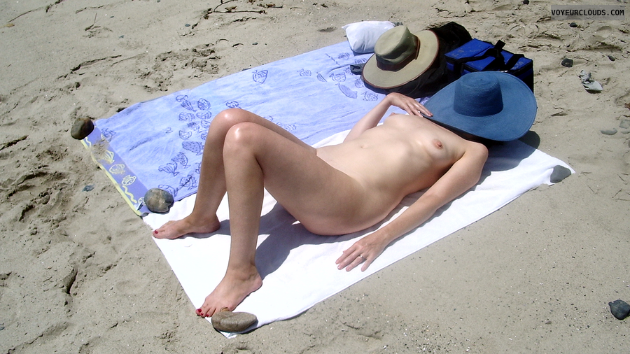 Sexy at the Beach, Exhibitionist, Nude Beach, Nude in Public