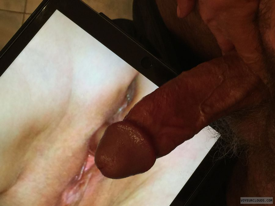Tribute, friends cocka, mature pussy