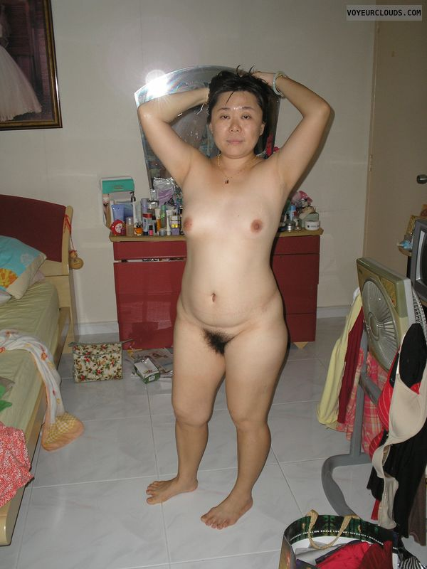 nude, asian, hairy, milf, full, nude asian, nude wife