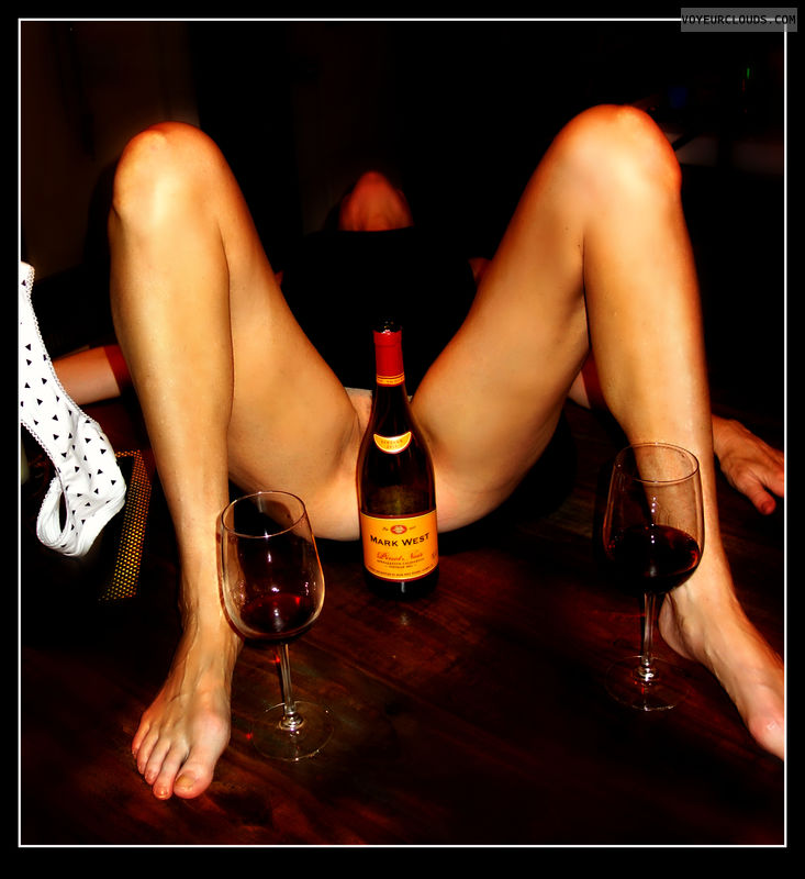 Wife, Mom, Milf, Spread legs, Matuer, Cougar, Wine