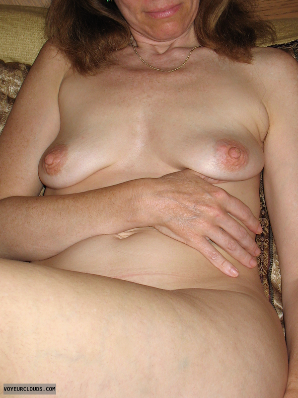Ready for Sex, Nude Wife, Nude Milf, Bare Breasts