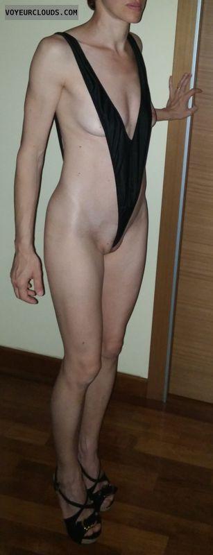 Wife,  camel toe,  bikini,  pussy