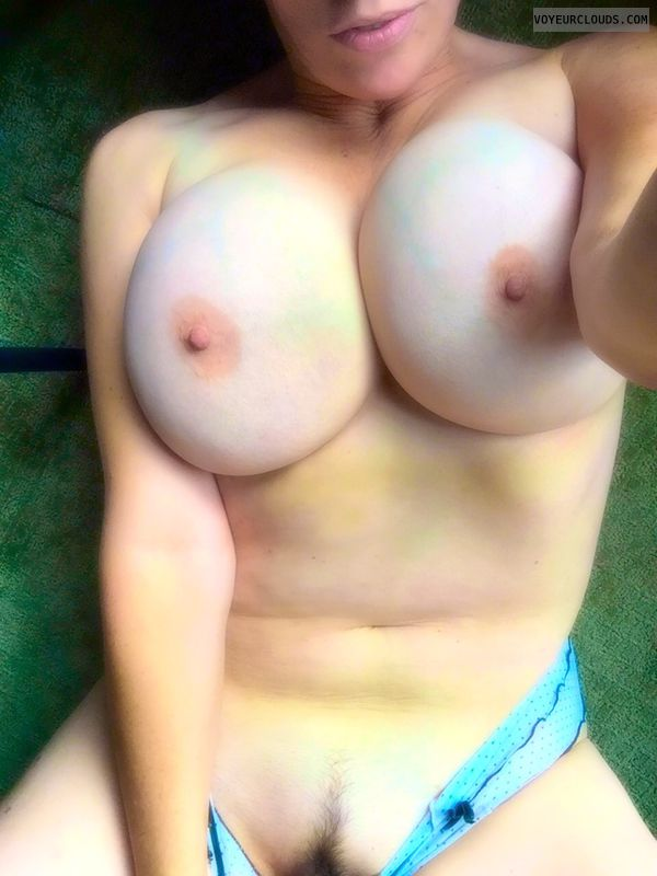 Big tits and hard nipples