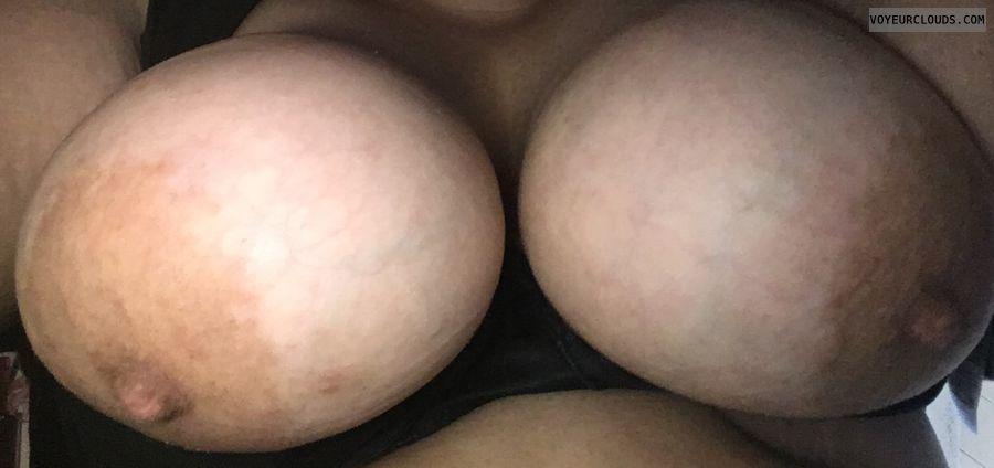 hanging tits, hanging boobs, tits, boobs, big tits