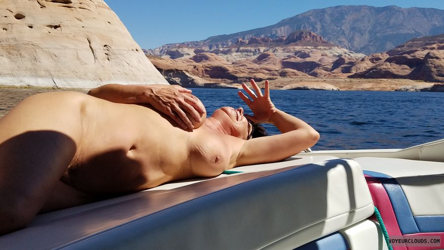 Nude Boating 58