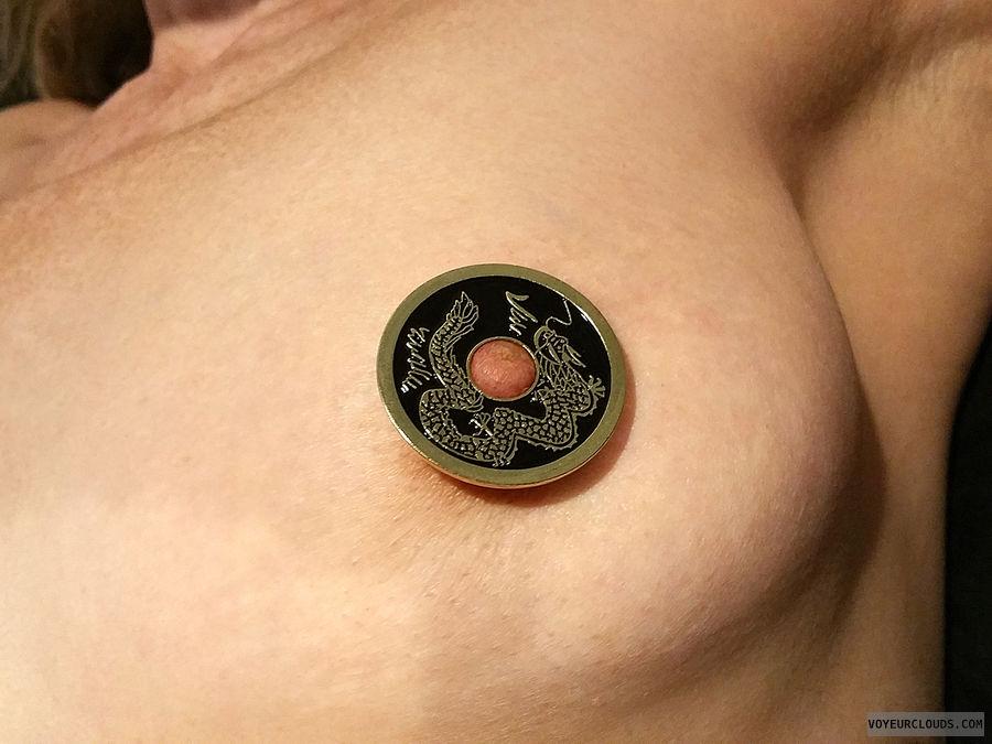Nipple Ring, Lifestyle, Exhibitionist, Erotic Art