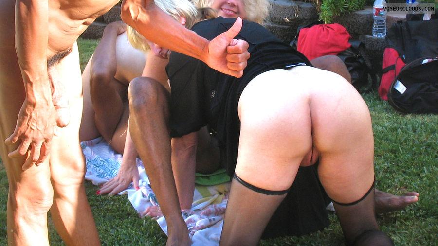 Photobomb, Lifestyle, Exhibitionist, Nude Wife, Nude Milf