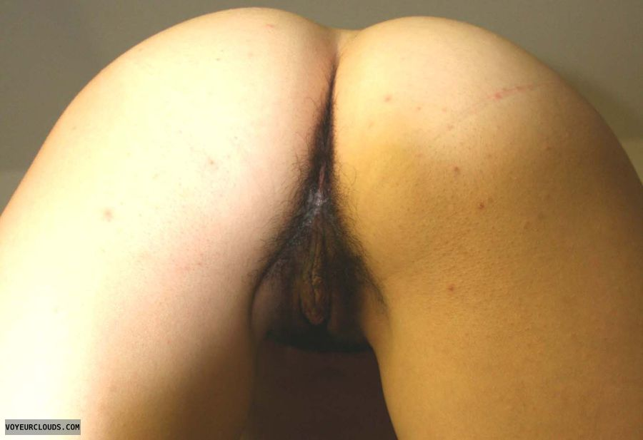 wife pussy, milf pussy, hairy pussy, wet pussy, open ass