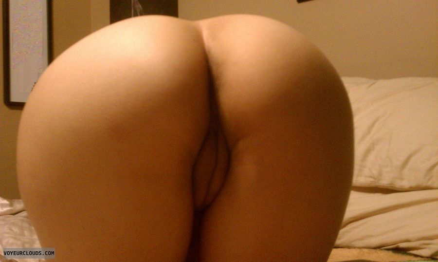 Fat ass and pussy pic