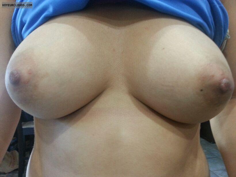 perky, tits, titties, boobs, breast, full, latina