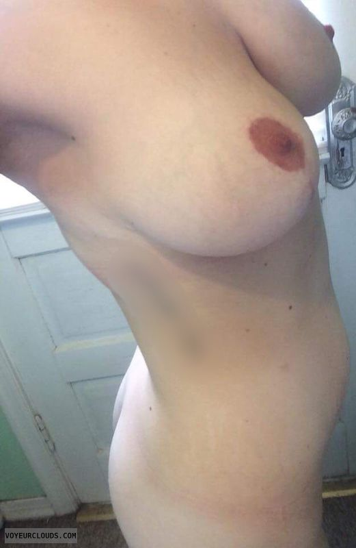 wife, large tits, large natural tits, large breasts