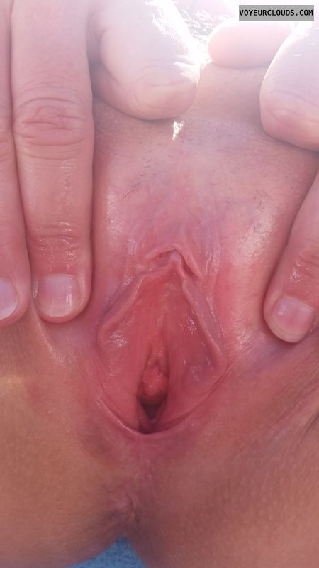 spread pussy, pussy lips, pink pussy, shaved pussy