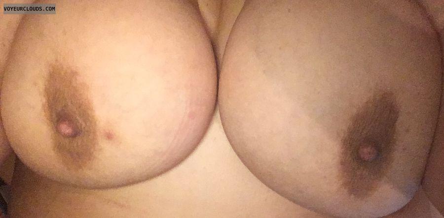 big tits, big boobs, hard nipples, feeling horny