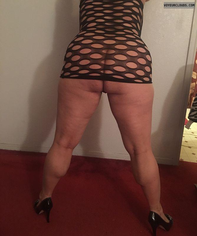 Sexy ass, sexy legs, heels