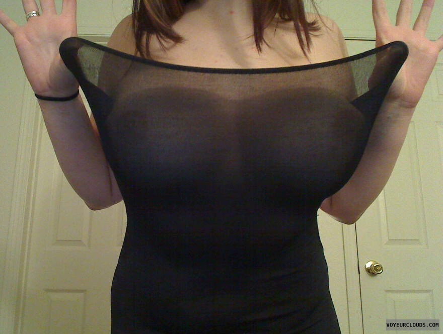 big Boobs, big tits, see thru, teasing