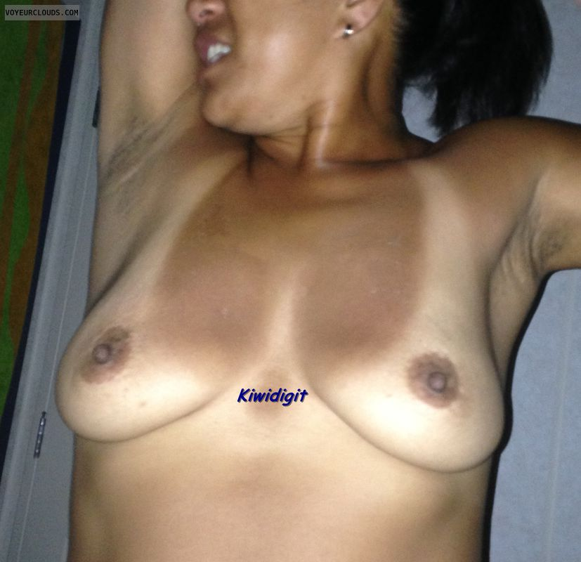 Topless, Tits Out, Tits, Nipples, Hard Nipples, Tan Lines