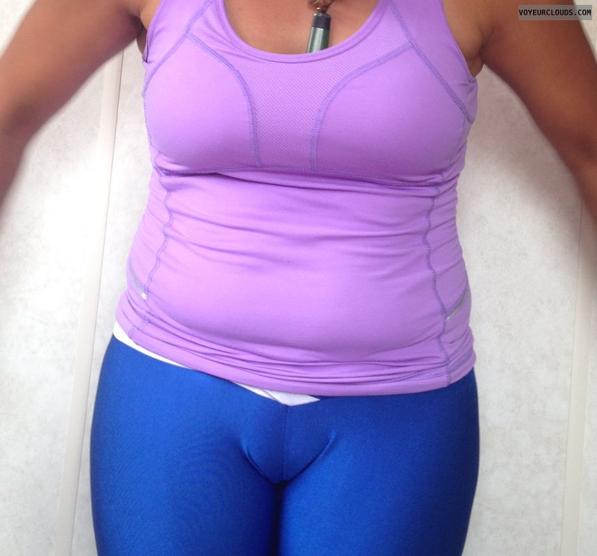 Cameltoe, Tight Pants, Milf, Kiwi Wife, Wife