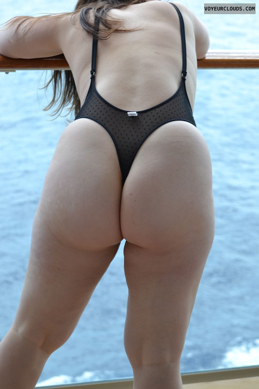 ass, thong, wicked weasel