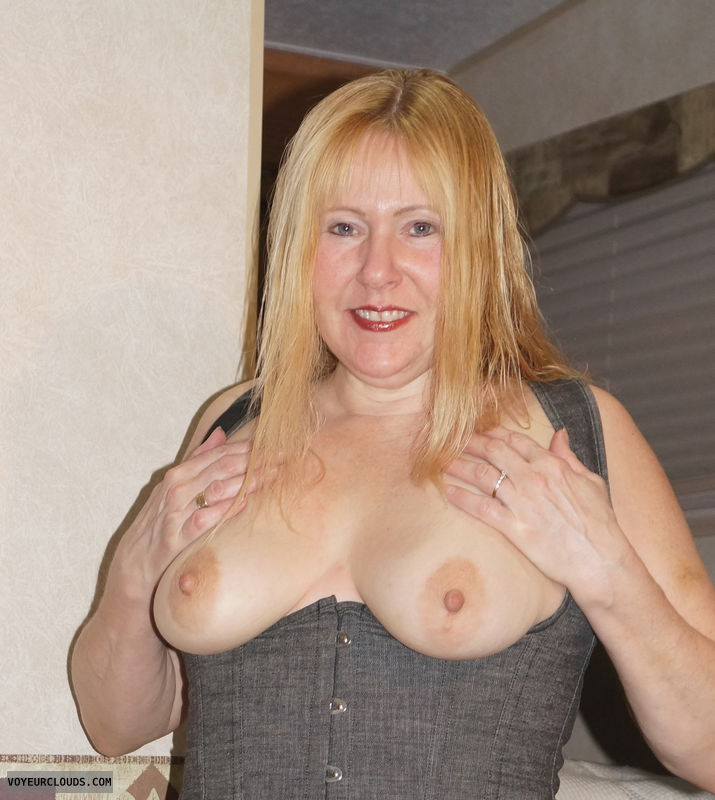 tits, nipples, corrsett, tits out