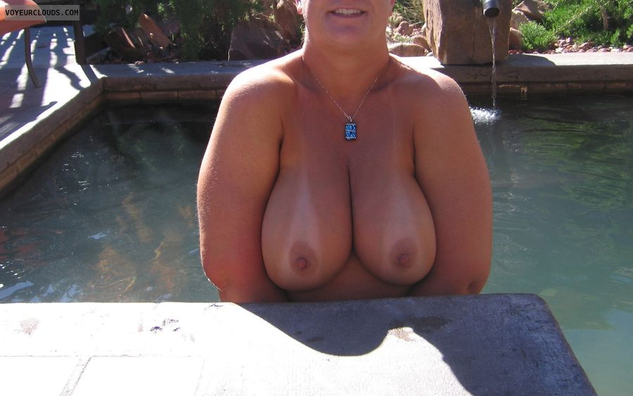 Boobies, Cleavage, Tanlines, Public Nudity