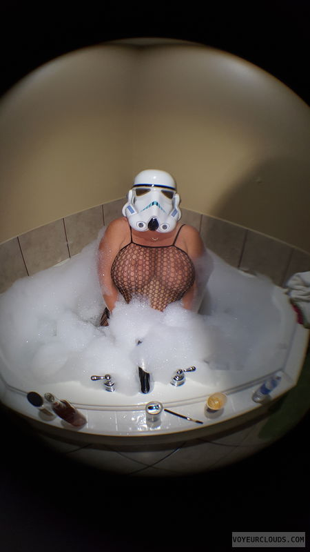 Star wars, Milf, Big tits, Sexy, Wife, Hot tub, Hotel