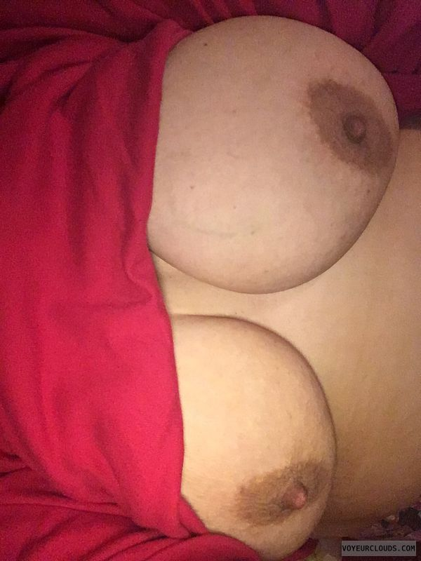 big tits, big boobs, hard nipples, braless