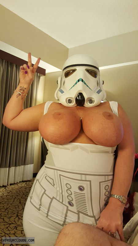 Star wars, Milf, Big tits, Sexy, Wife, Tits, Boobs